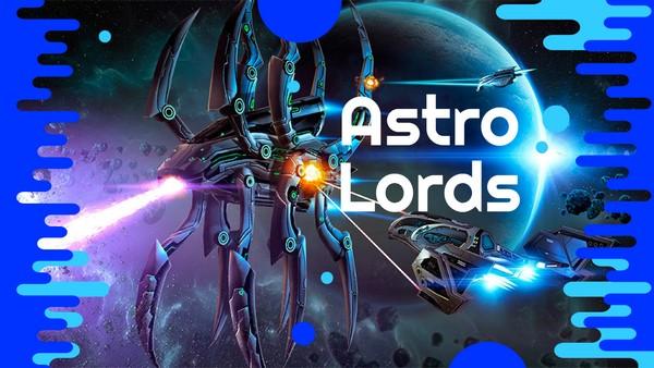 Клиентская игра Astro Lords