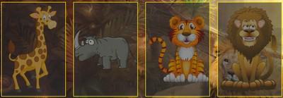 Игра без кэш поинтов Jungle Game с выводом