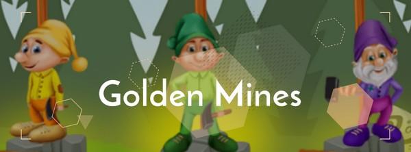 Браузерная игра выводом денег Golden Mines